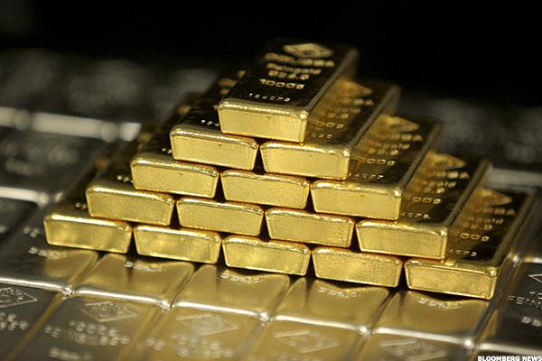 Yamana Gold (AUY) Stock Higher as Gold Prices Rally