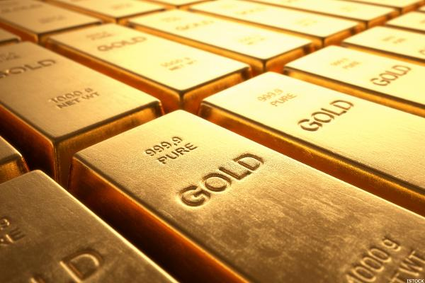 Kinross Gold (KGC) Stock Up as Gold Prices Advance