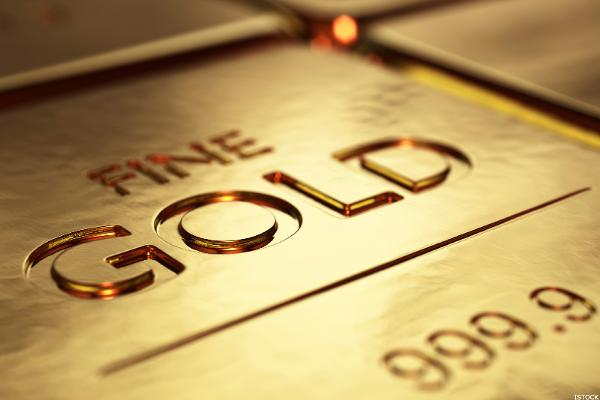 Goldcorp (GG) Stock Declines After Gold Prices Slide