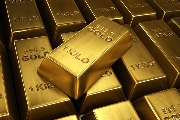 IAMGOLD (IAG) Stock Declines on Lower Gold Prices