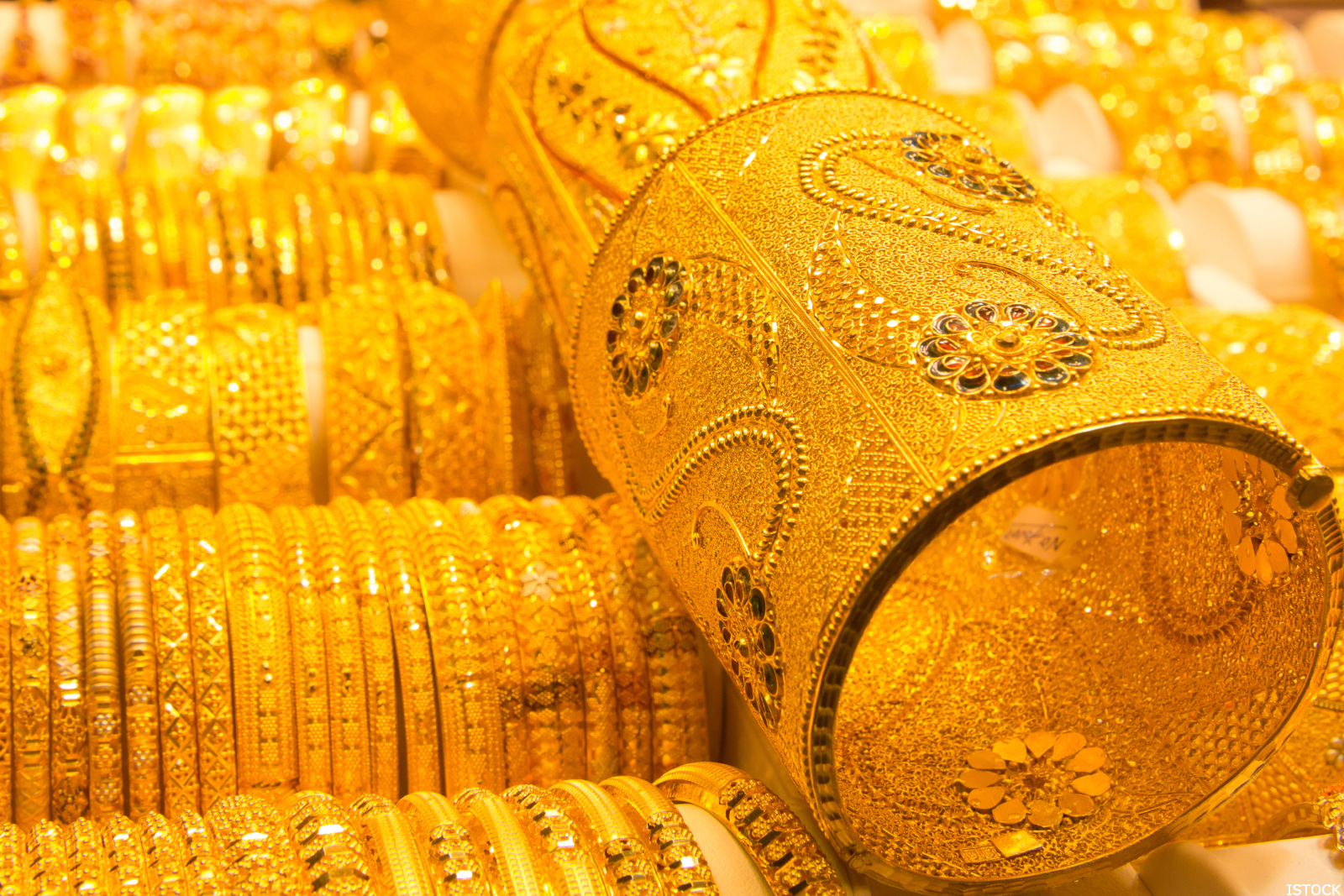 Yamana Gold  Auy  Stock Up As Gold Prices Rise