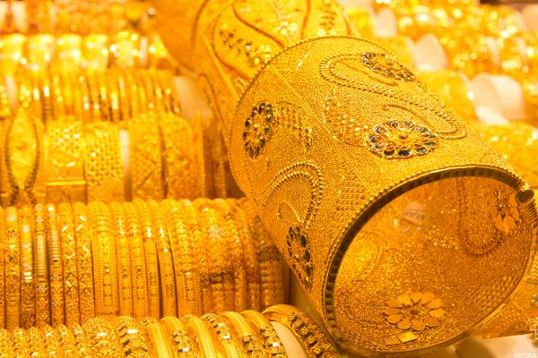 Yamana Gold (AUY) Stock Up as Gold Prices Rise