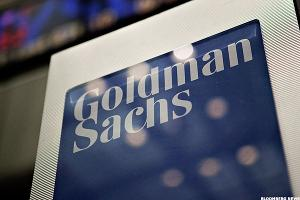 Goldman Sachs (GS) Stock Up as Fed Takes Action in Leak Case