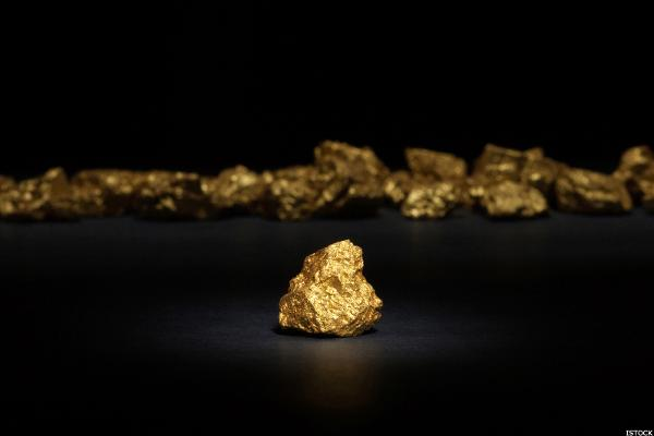 Goldcorp (GG) Stock Advances as Gold Prices Gain