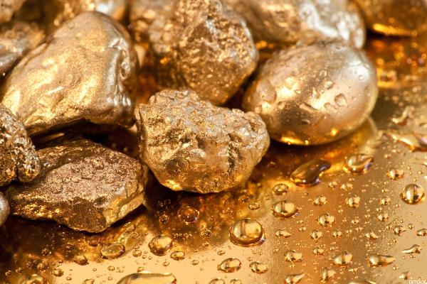 Yamana Gold (AUY) Stock Down as Gold Prices Fall