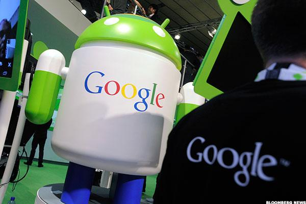 Oracle Suing Google for Billions Over Android Code