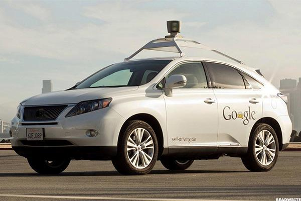 Driverless Cars Are Imminent Now That U.S. Has Issued Guidelines