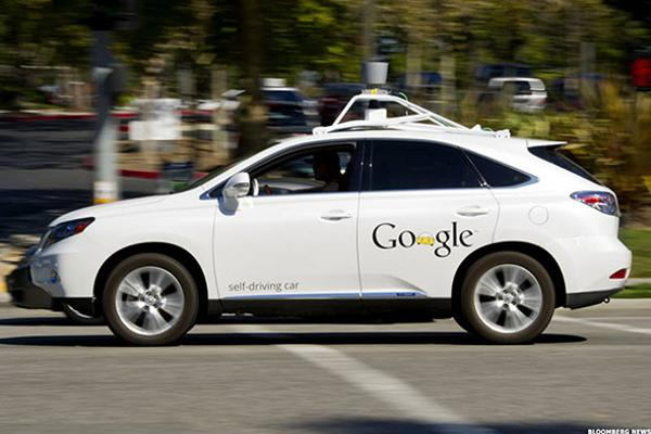 Alphabet, Tesla Have Early Lead in Crowded Race to Develop Self-Driving Cars