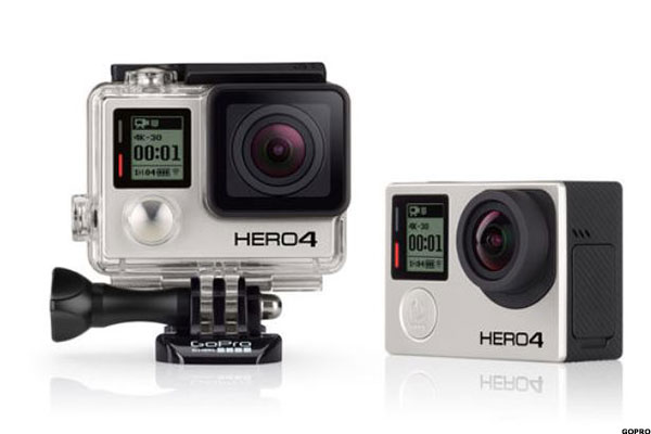 GoPro Has Little to Fear From Apple's Camera Patent Filing - TheStreet