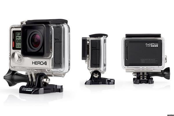GoPro (GPRO) Stock Gains on Bullish Chip Supplier Comments