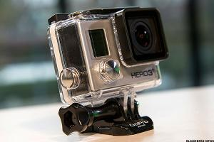 GoPro's Holiday Season Looks 'Better Than Feared' and Now the Stock Is Booming