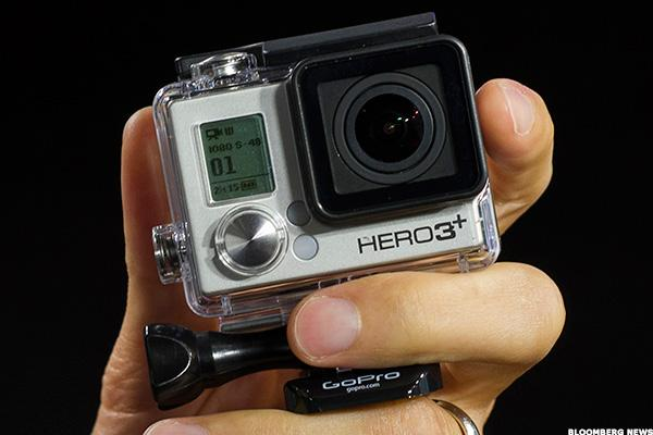 GoPro (GPRO) Stock Is Tuesday's 'Chart of the Day'