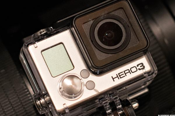 GoPro Stock Falls on Goldman Downgrade