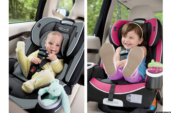 Newell's Graco Car Seats