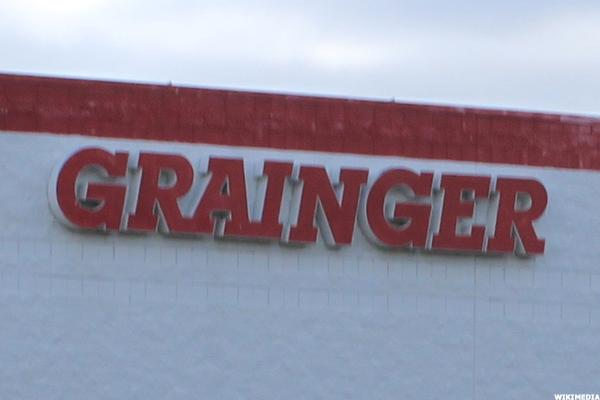 Put W.W. Grainger Puts on Your Radar