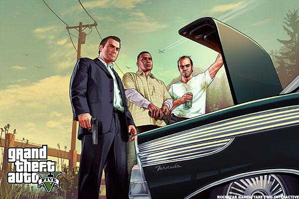 Take-Two Reports 3Q Revenue Growth Amid 'Grand Theft Auto' Strength