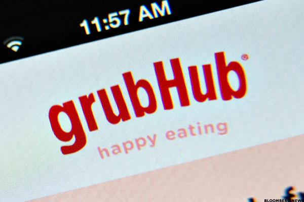 Here's Why GrubHub (GRUB) Stock Closed Up Today