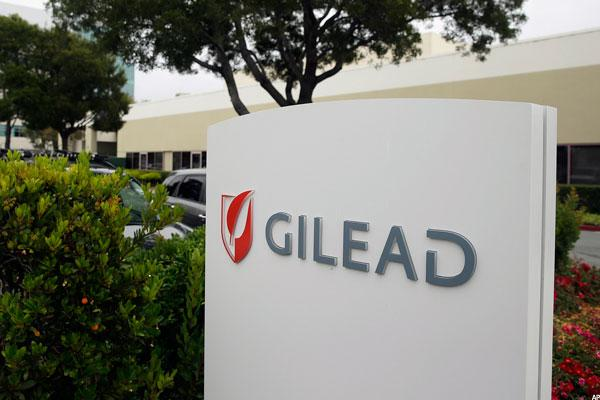 Jim Cramer -- Gilead Should Be Manufacturing Mergers, Too