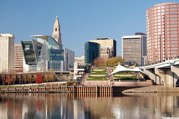 9. Hartford, Conn.