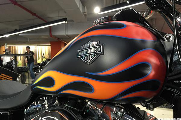 Harley-Davidson (HOG) Stock Price Target Upped at BMO Capital
