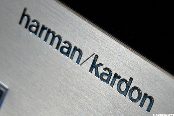 How Harman Became Such a Coveted Takeover Target