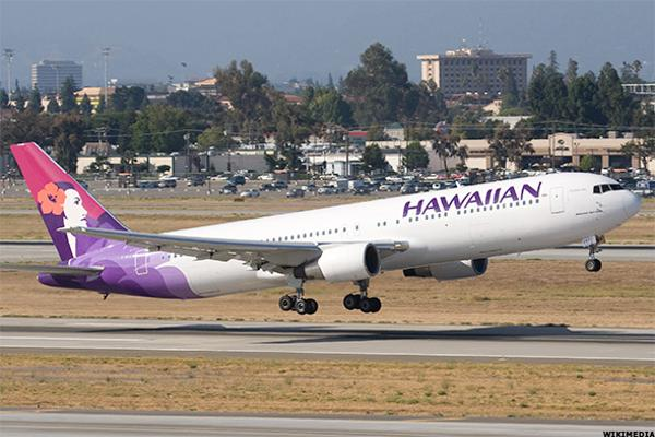 Hawaiian Holding Stock Plummeting as United Adds Hawaii Flights