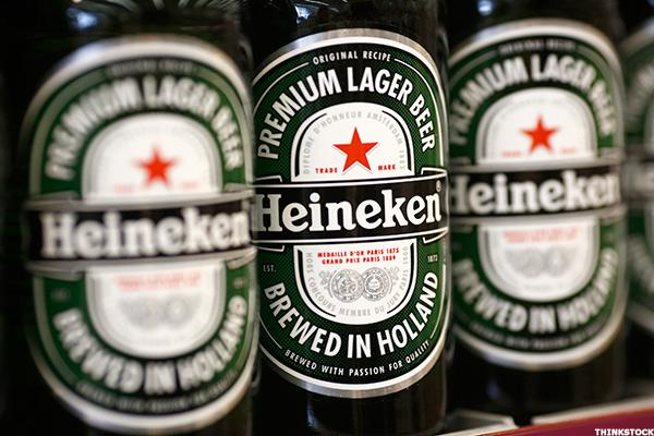 Heineken Warns of Currency Fallout in Second Half