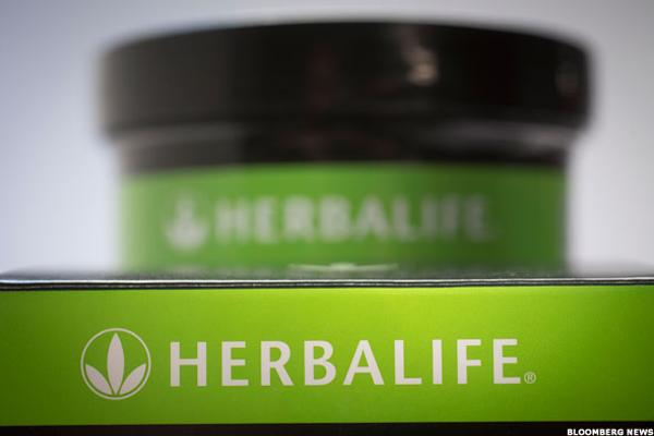 Herbalife (HLF) Stock Rises, Icahn Boosts Stake