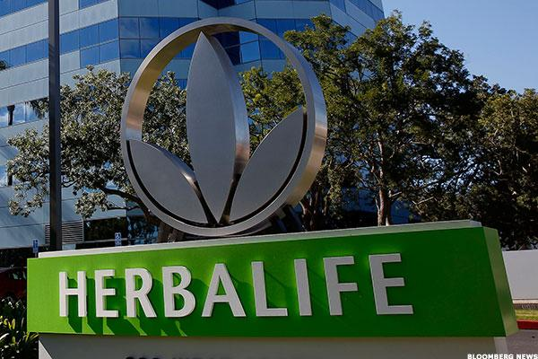 Stock Is Showing Signs of Herbalife