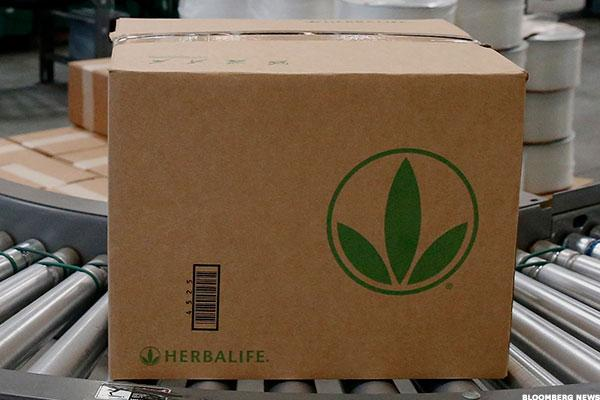 Herbalife's Stock Is Crashing After New Regulations Deal a Surprising Blow