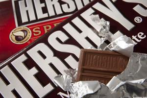 Hershey Wants to Help Consumers Make Healthy Choices, Slashes Candy Calories