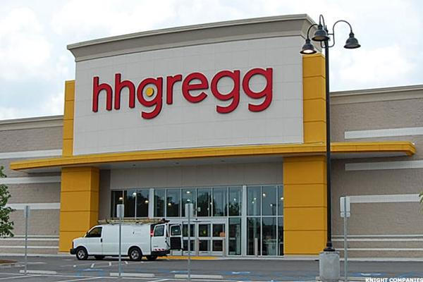 If Hhgregg Goes Bust Best Buy J C Penney And Others Could Split 1 Billion Sales Windfall