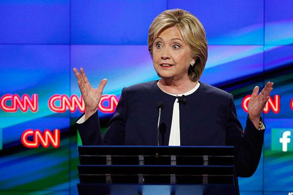 Hillary Clinton's Tax Returns Are Actually Really Boring