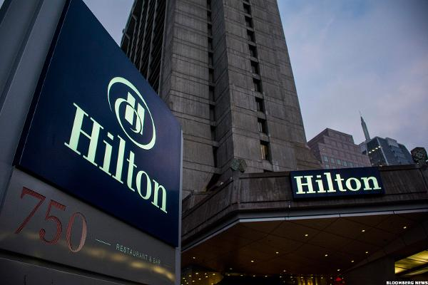 Hilton Stock Slips on Fourth Quarter Net Loss