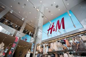 H&M Stock Gains on Strong October Sales