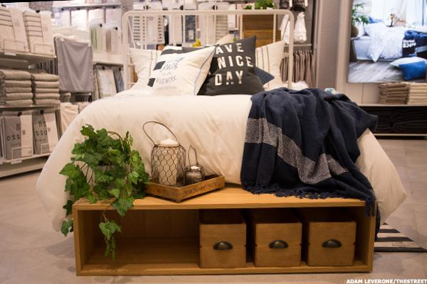 HomeGoods Thriving in Strong Housing Market