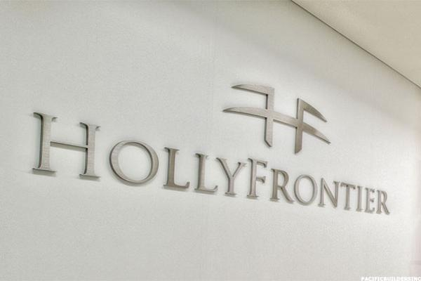 HollyFrontier (HFC) Stock Spiking on Revenue Beat