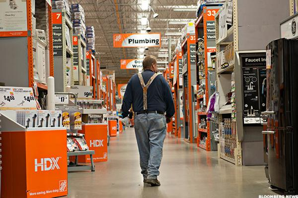 Avoid Apple and Buy Home Depot Instead