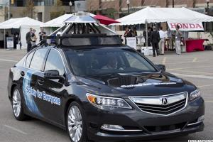 In Early Stages of Driverless Technology Race, Gap Exists Between Winners and Also-Rans