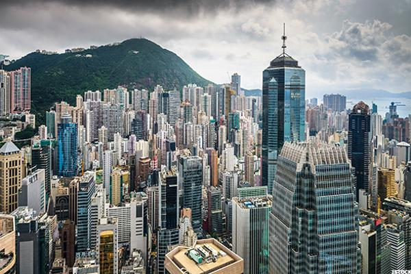 2. Hong Kong, China