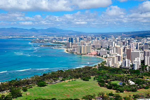 3. Honolulu, Hawaii