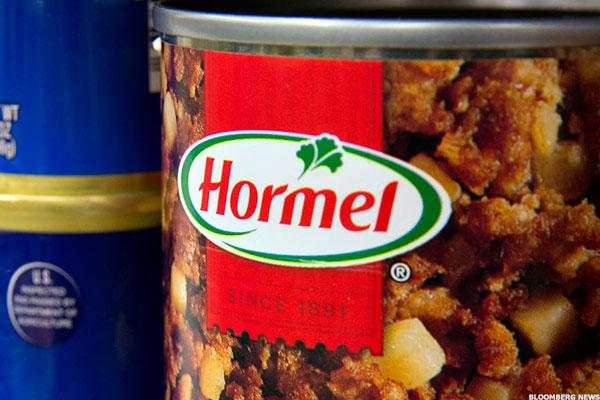 Hormel Foods (HRL) Stock Higher, Upgraded at Credit Suisse