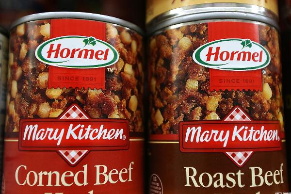 'Another Very Strong Quarter' for Hormel (HRL), CEO Snee Says
