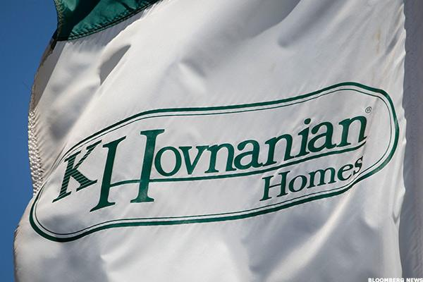 Hovnanian (HOV) Stock Higher as Homebuilder Confidence Improves
