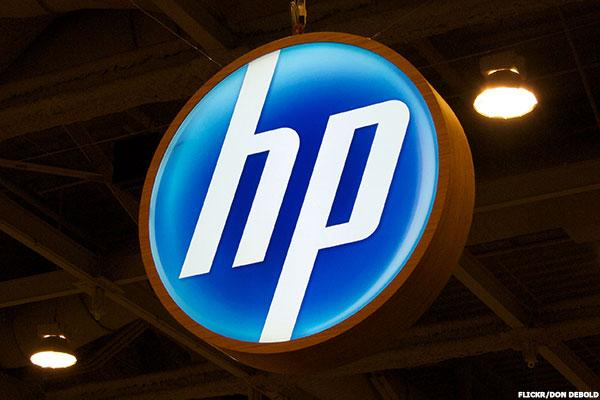 HP Enterprise's Latest Earnings Show Why a Software Sale Was Needed