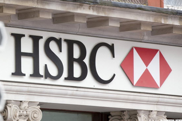 Here's Why HSBC Stock Closed Higher Today - TheStreet