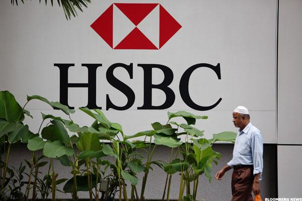HSBC Stock Down, Seeks Release of $10 Billion in Trapped U.S. Capital