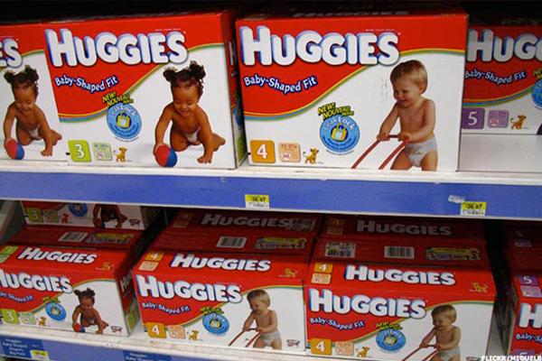 Kimberly-Clark Sold a Lot of Baby Wipes -- But Not Diapers -- in the Fourth Quarter