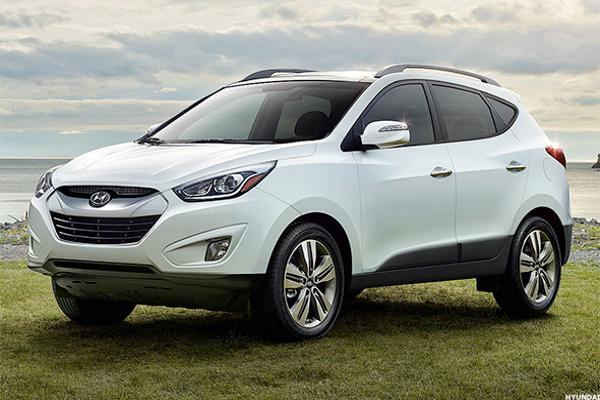 Hyundai's Updated Tucson Crossover Could Boost Growth in U.S.