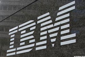 IBM's for Income, Not Value, Investors